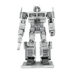 Sophisticated Metal Earth Kit (Optimus Prime)