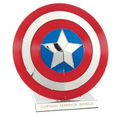 Sophisticated Metal Earth Kit (Captain America's Shield)