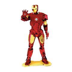 Sophisticated Metal Earth Kit (Iron Man)