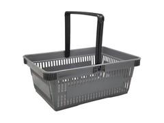 Utilitarian Shopping Basket