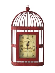 Typical Bird Cage Clock