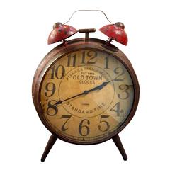Gigantic Vintage Twin-bell Clock
