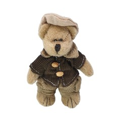Exquisite Sasha's Mini Teddy Rolf