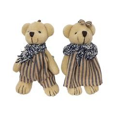 Lovely Sasha's Mini Bears Fred & Freda
