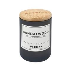 Meditative Homemade Scented Candle (Sandalwood)