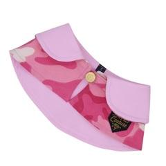 Distinguished Pet Cape - Camo Pink