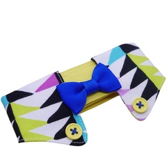 Dapper Pet Collar - Geometric