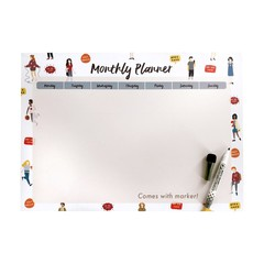 Organised Busy Life Magnetic A3 Planner