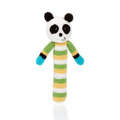 Playful Panda Stick Rattle