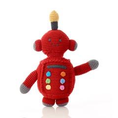 Playful Robot Rattle (Tin)