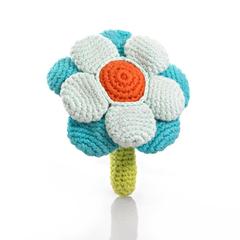 Playful Flower Rattle