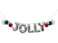 Joyful Jolly Balloon Garland Kit