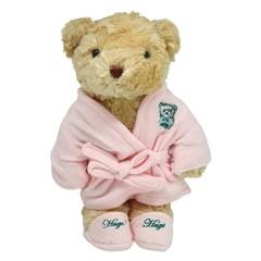 Classic Sasha's Bear Softie Pink