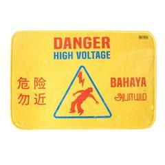 Vivid High Voltage Doormat