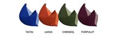 Doobsta-New Rayon Rectangular Bean Bag