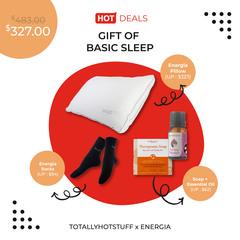Restful Sleep Wellness Pack