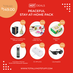Restorative Stay-at-Home Pack