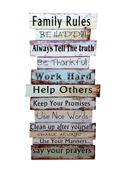 Affirmative Family Rules