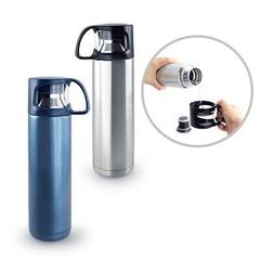 Convenient Vacuum Flask With Mug
