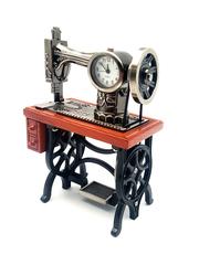 Mini Sewing Machine Clock