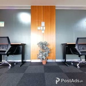 Window Office For Rent In Makati 32 Sqm Ayala Triangle Gardens View Postads Ph