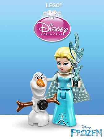 Đồ chơi LEGO Công chúa Disney Princesses cho con gái