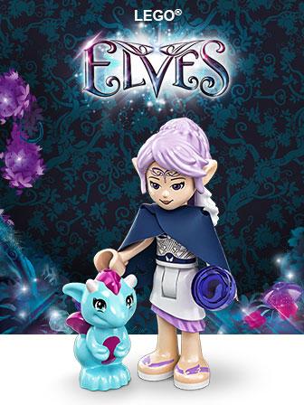 Đồ chơi LEGO Elves mới năm 2015 2016