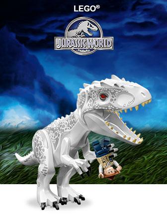 Đồ chơi LEGO Jurassic World Thế giới Khủng Long Jura LEGO 2015 2016