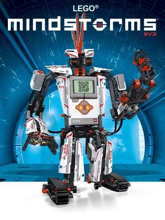 Đồ chơi LEGO Mindstorms EV3 lắp ráp và lập trình Robot LEGO