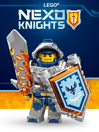 đồ chơi LEGO Nexo Knights mới năm 2016
