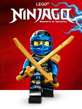 Đồ chơi LEGO Ninjago mới năm 2015 2016