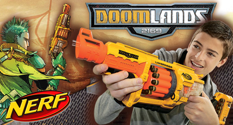 Súng NERF Doomlands giá rẻ pPlay.vn