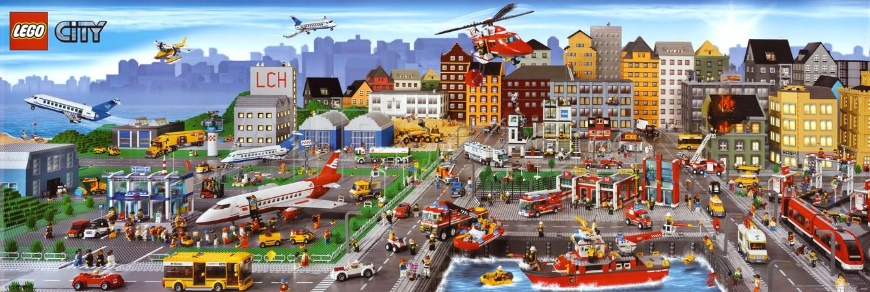 Mua đồ chơi LEGO City Thành Phố