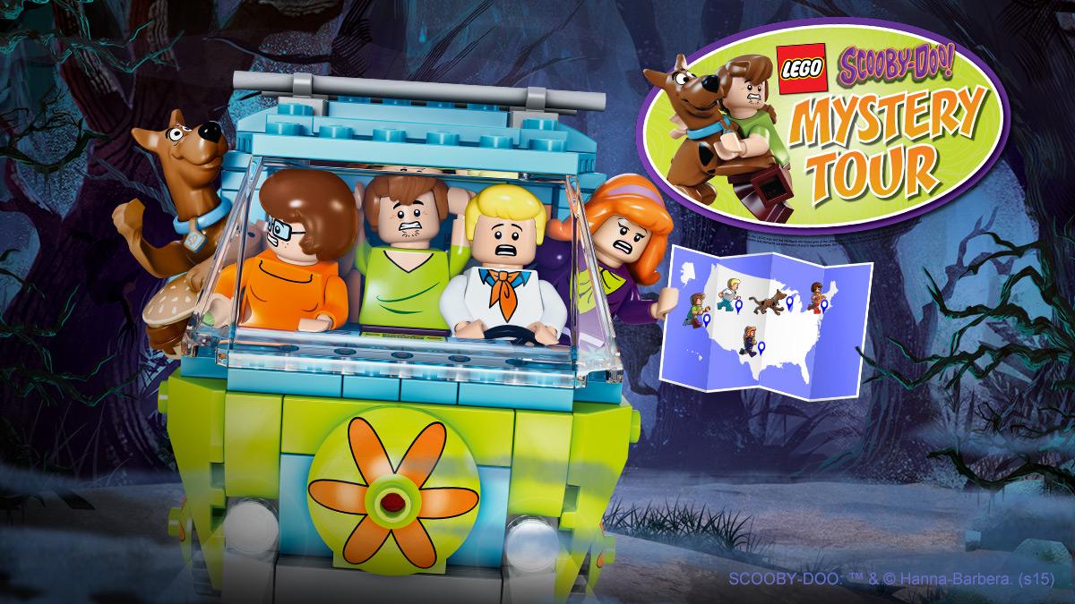 Mua đồ chơi LEGO Scooby-Doo! chính hãng giá rẻ