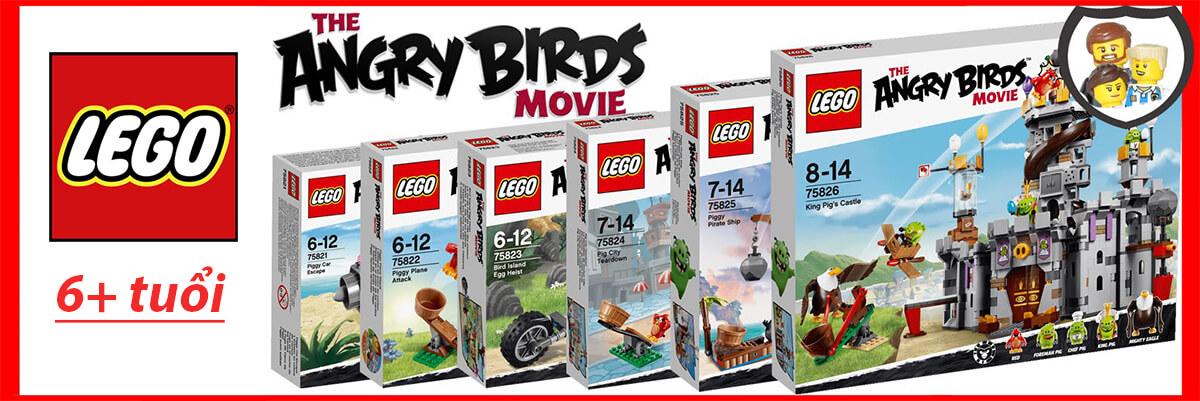Mua đồ chơi LEGO Angry Birds chính hãng giá rẻ