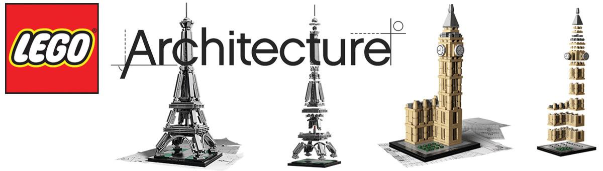 Mua LEGO Architecture chính hãng giá rẻ tại pPlay.vn!