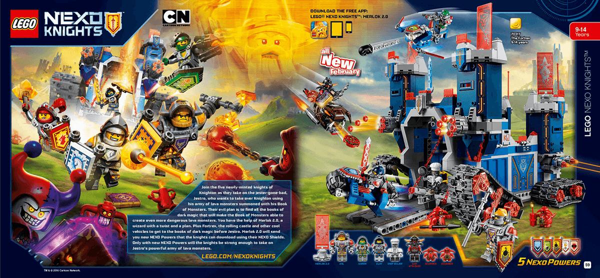 Mua đồ chơi LEGO Nexo Knights 70312 - Ngựa Máy khổng lồ của Lance giá rẻ nhất tại pPlay.vn!