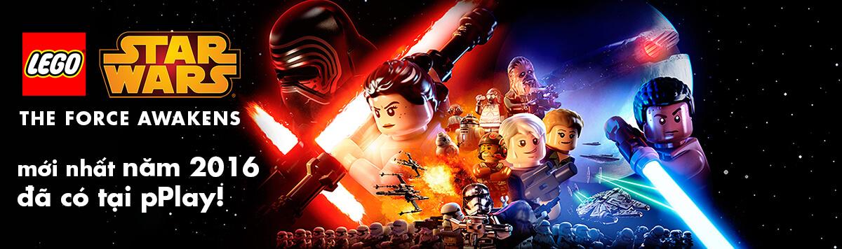 Mua đồ chơi LEGO Star Wars mới nhất năm 2016 giá rẻ nhất tại pPlay.vn
