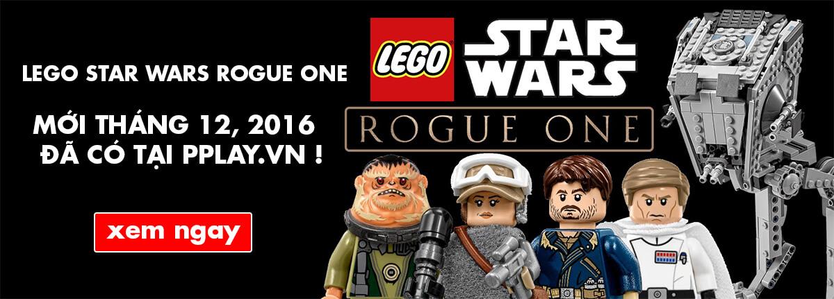Mua đồ chơi LEGO Star Wars 75099 - Phương tiện phản lực siêu tốc của Rey giá rẻ nhất tại pPlay.vn!