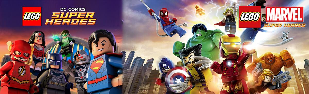 Mua LEGO Super Heroes giá rẻ tại pPlay.vn!