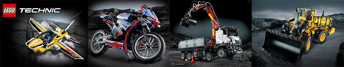 Mua LEGO Technic mới nhất với giá rẻ nhất tại pPlay.vn!