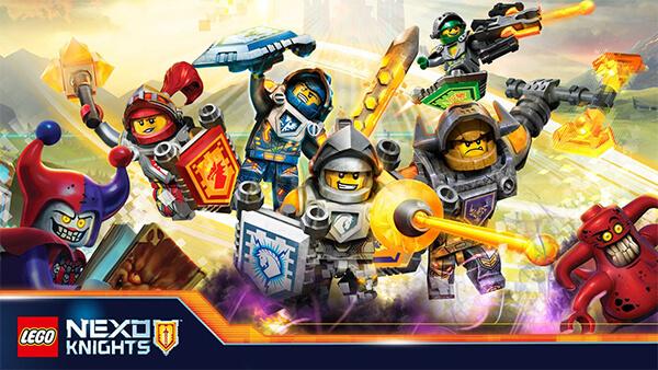 Mua đồ chơi LEGO Nexo Knights mới nhất năm 2016 giá rẻ nhất tại pPlay.vn