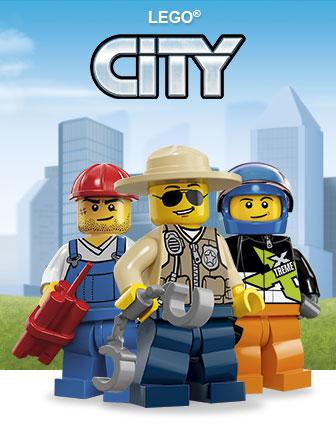 Đồ Chơi LEGO City Thành Phố LEGO City
