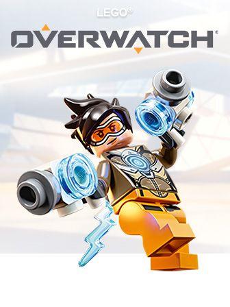 Đồ chơi Overwatch LEGO Overwatch