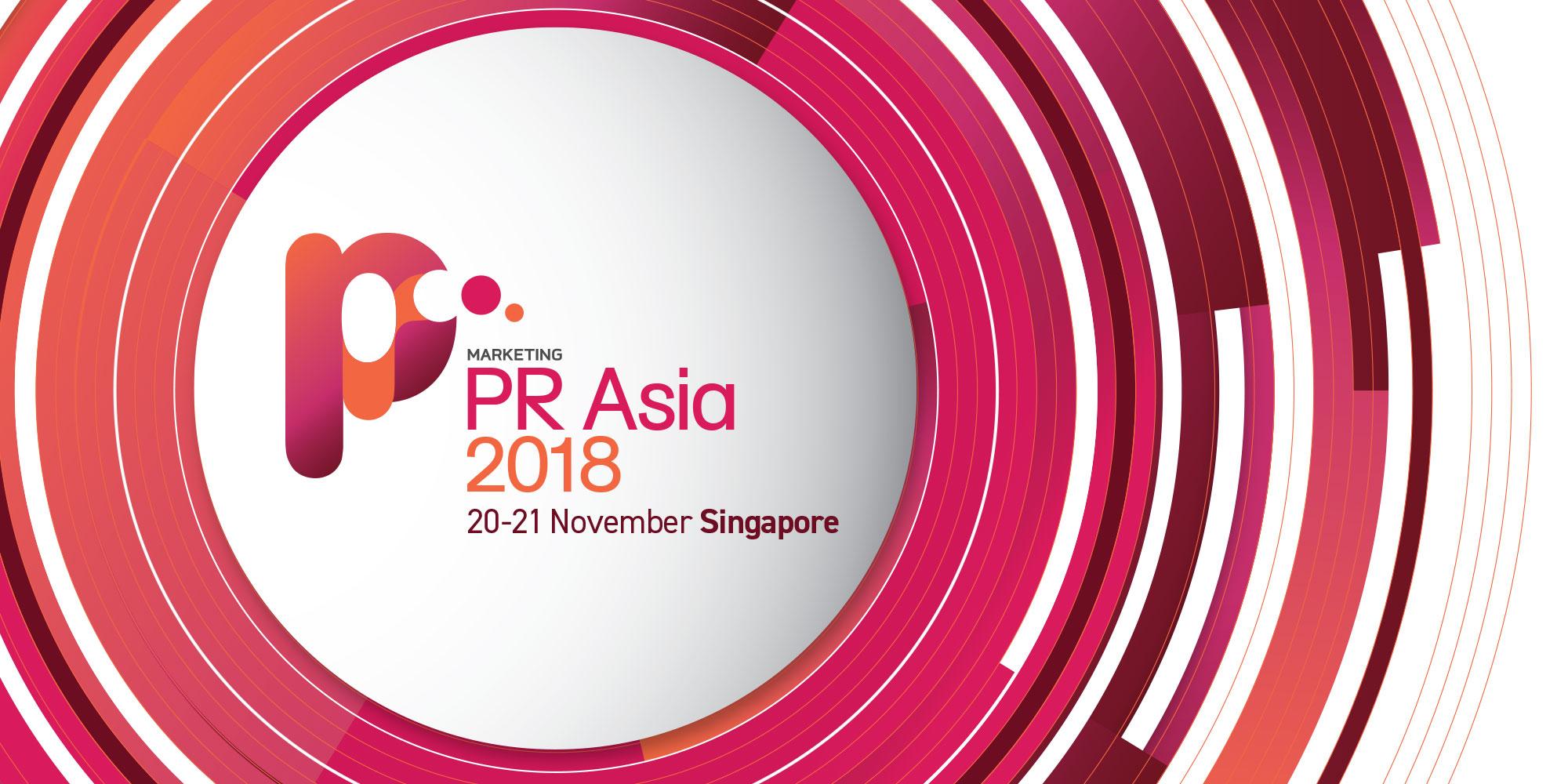 PR Asia 2018