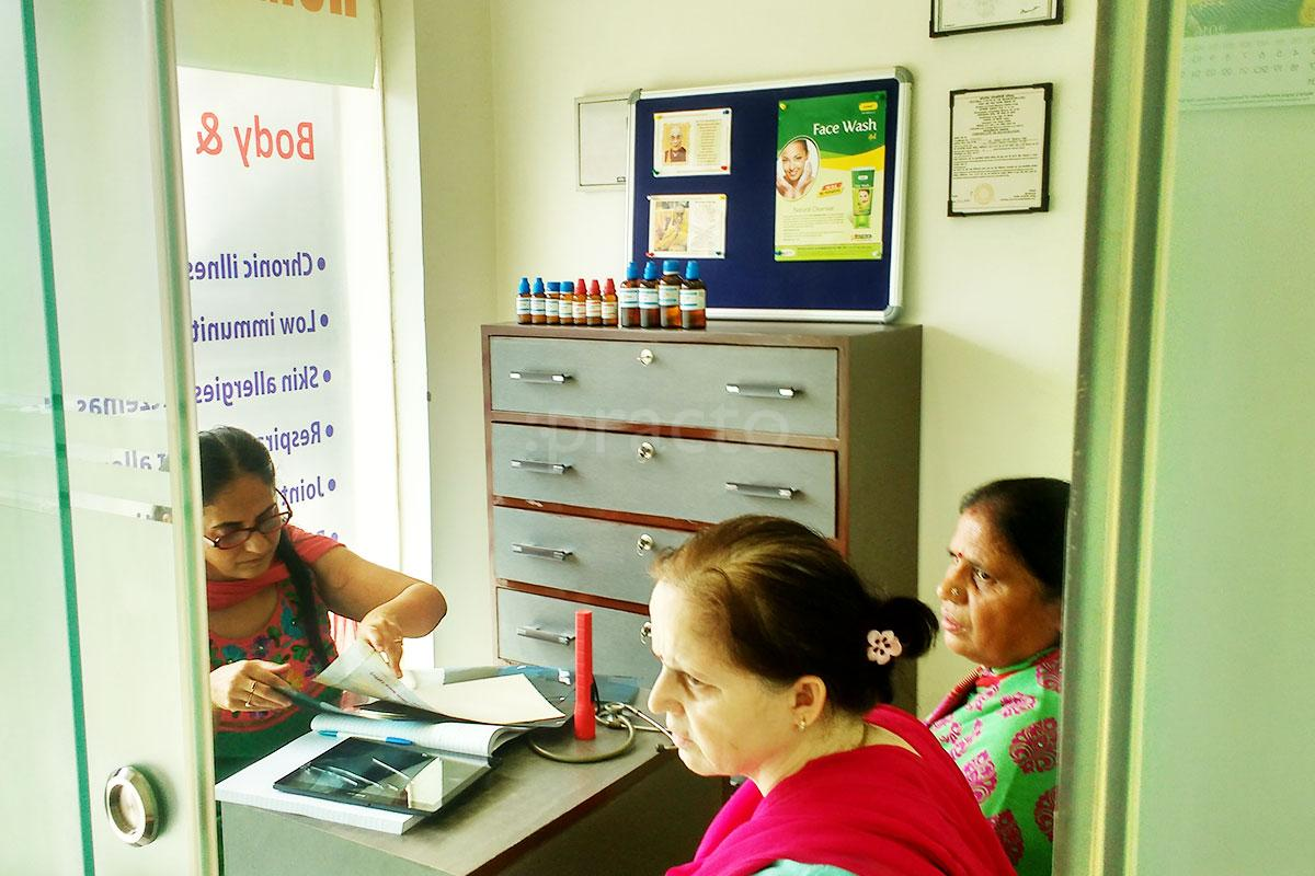 Best Homoeopathy Clinics in Gurgaon - Book Appointment, View
