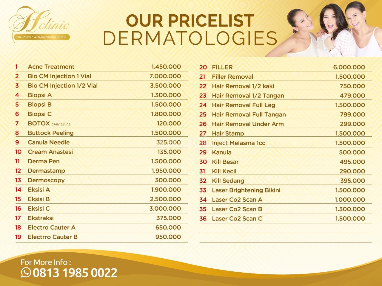 Best Skin Clinics in Jakarta - Book Appointment, View Reviews