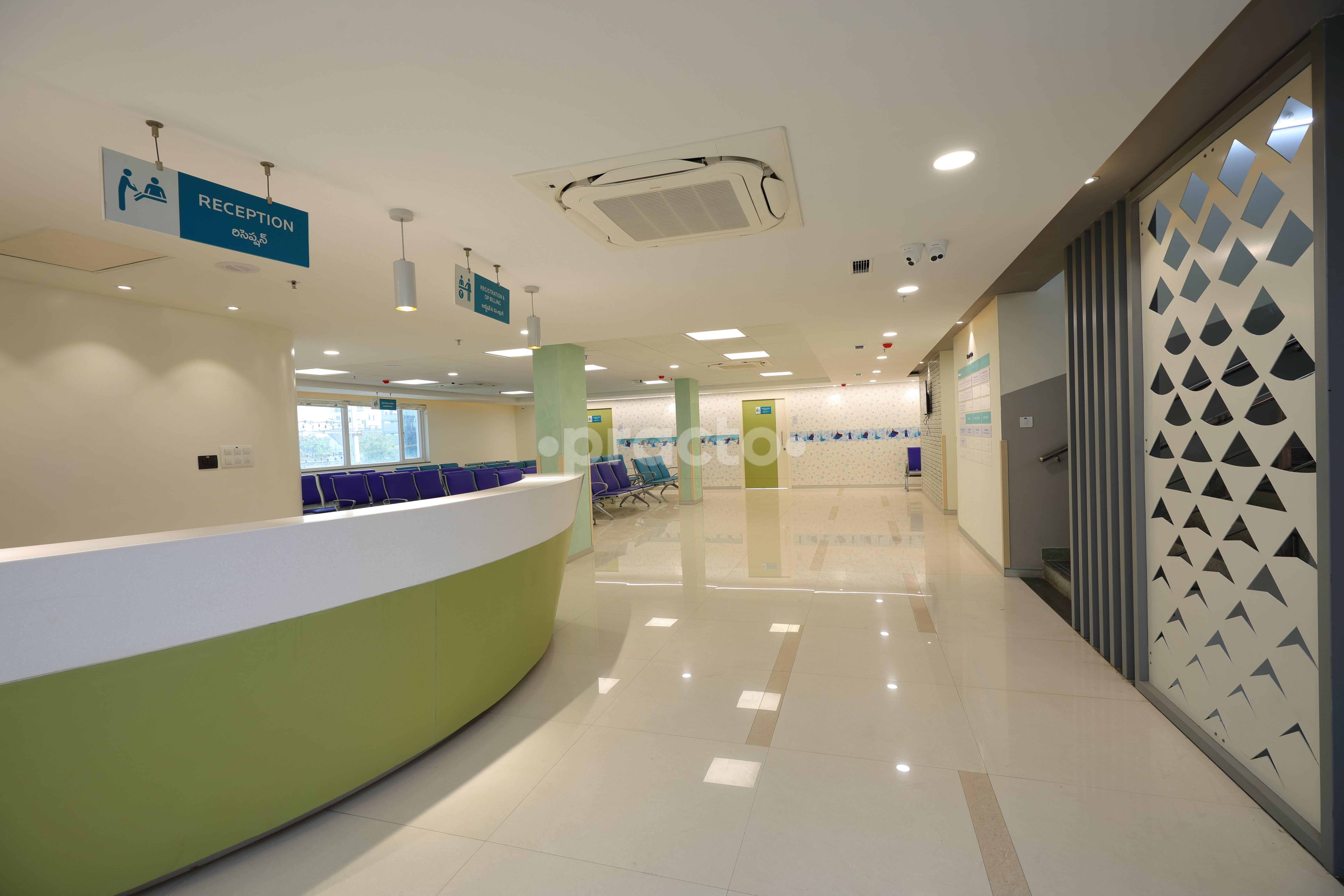 Rainbow Hospitals in Hyderabad - Book Appointment Online