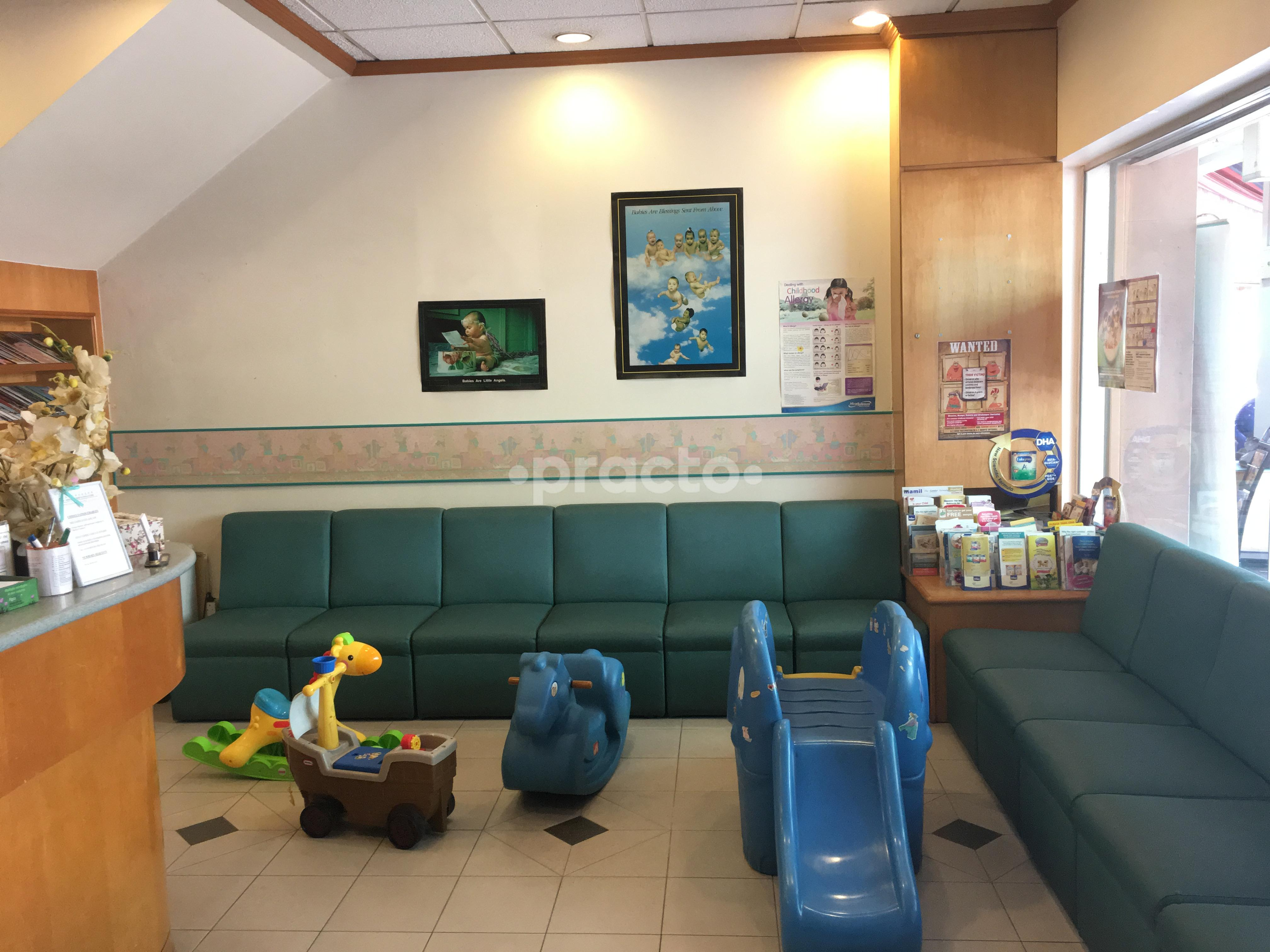 Best Pediatric Clinics in Singapore - Book Appointment, View