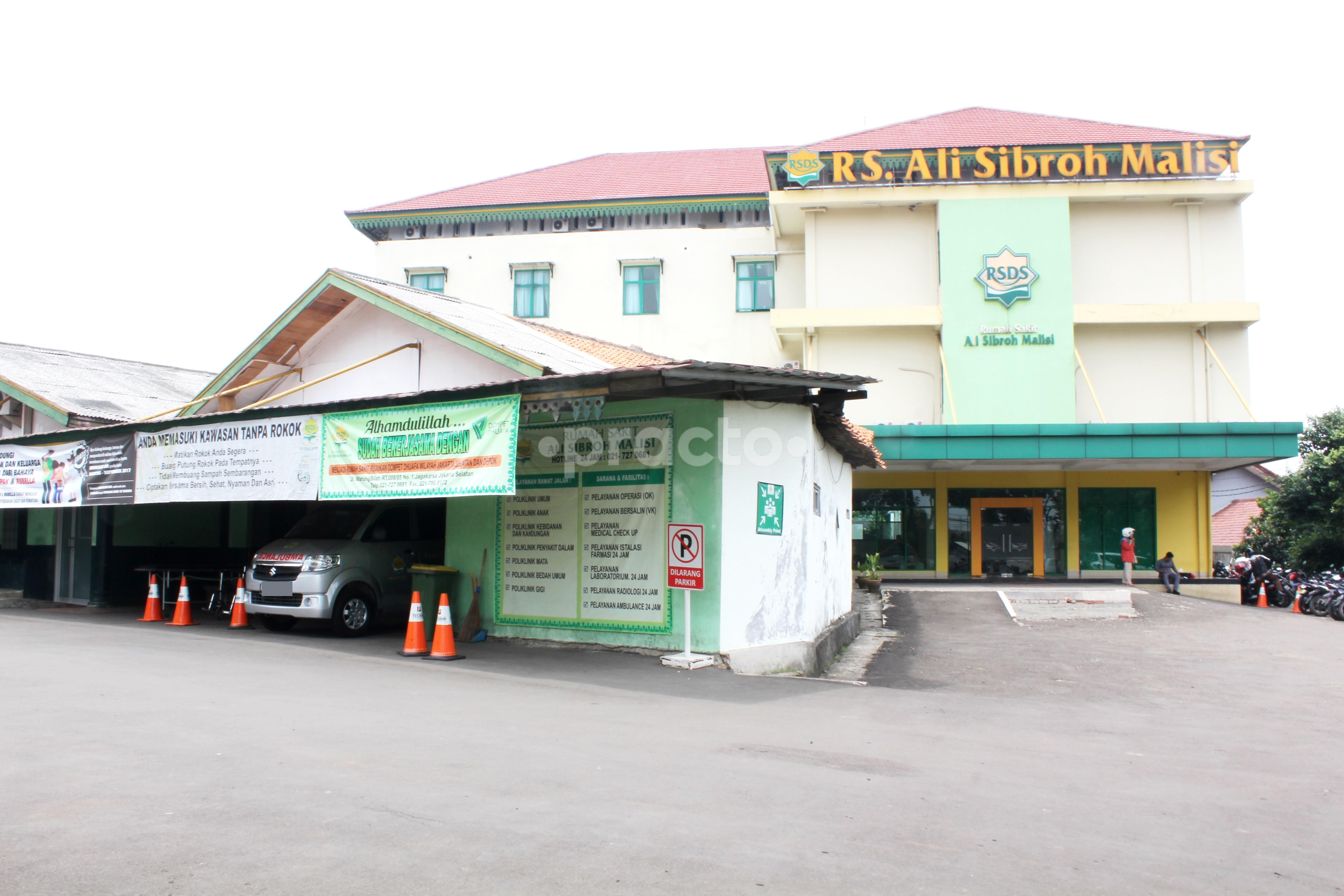Alamat Rumah Sakit Andika Warung Sila - Seputaran Rumah